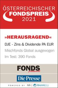 OesterrFondspreis2021_DJE - Zins & Dividende PA EUR_Hochformat