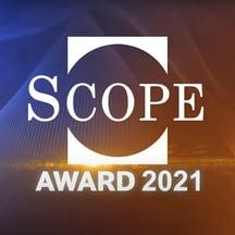 Scope Award 2021 Landing Page DJE ALpha
